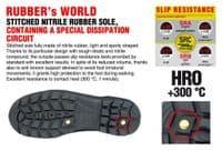 Cofra Securex Safety Work Boots Black